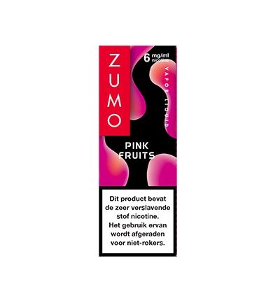 Zumo Pink Fruits 6mg