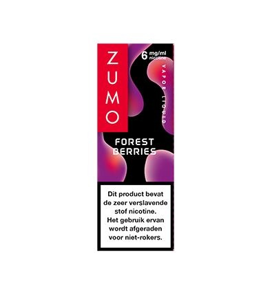 Zumo Forrest Berries 6mg