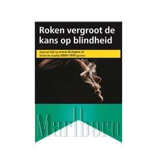 Marlboro Green (10 pakken / 20 sigaretten)